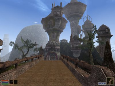 Ghostgate mod for Elder Scrolls III: Morrowind - Mod DB
