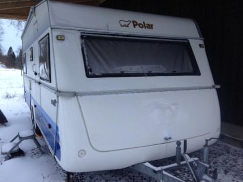 Polar husvagn