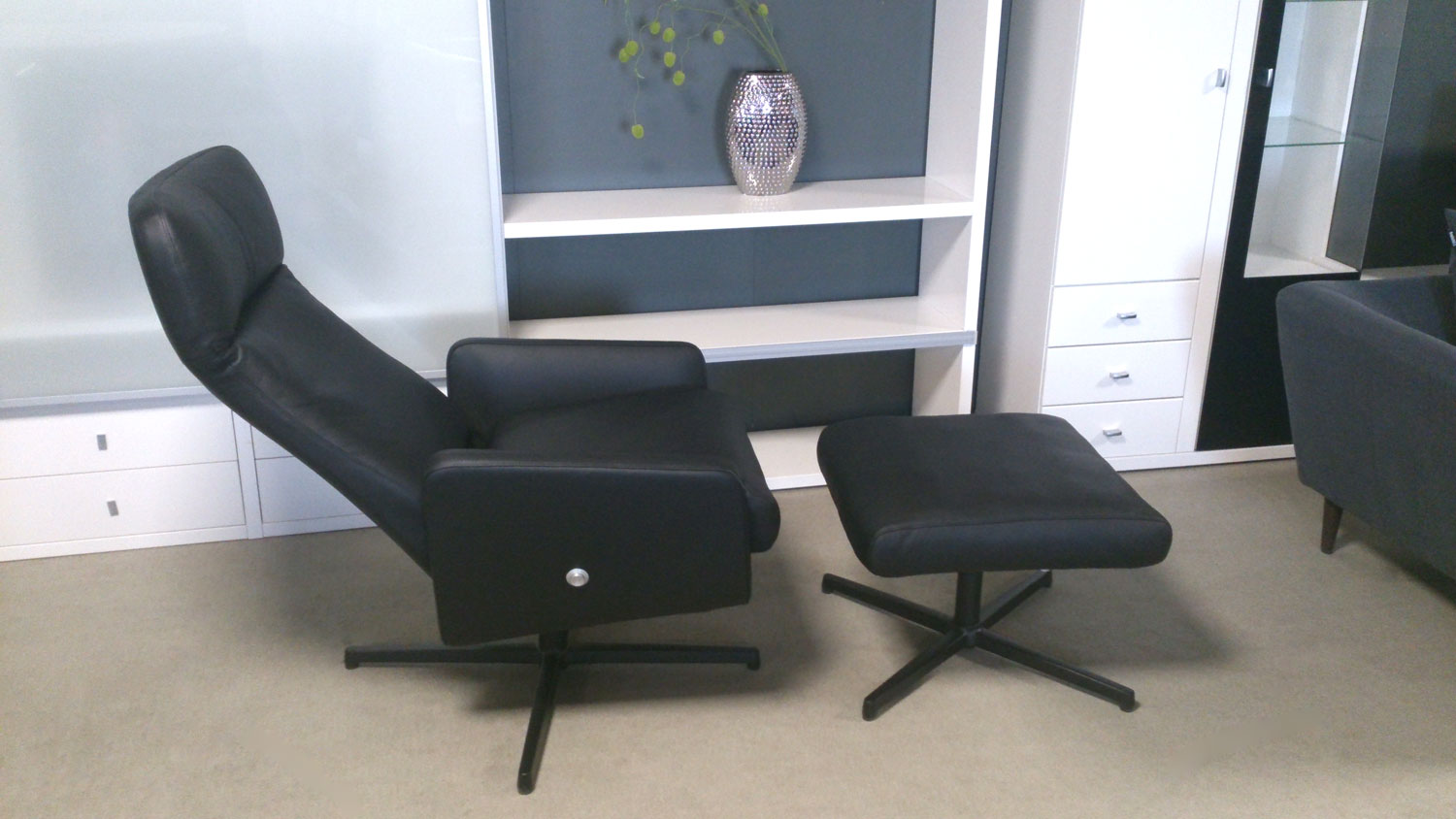 Rolf Benz Relaxfauteuil 577.Relaxsessel Rolf Benz