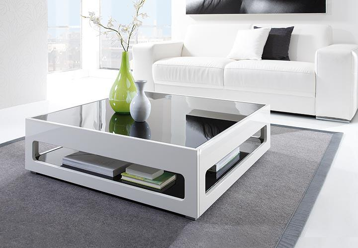bilder fur wohnzimmer design couchtisch wei hochglanz