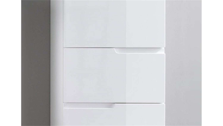 Weisser Schrank Badezimmer Details Zu Kommode Schrank Antik Weiss