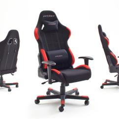 X Racer Chair Anti Gravity Tray Bürosessel Game Dx 1 Bürostuhl In Schwarz Und Rot