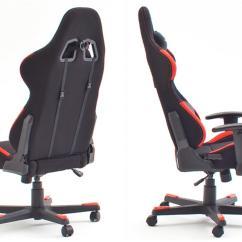 X Racer Chair Dining Store Bürosessel Game Dx 1 Bürostuhl In Schwarz Und Rot