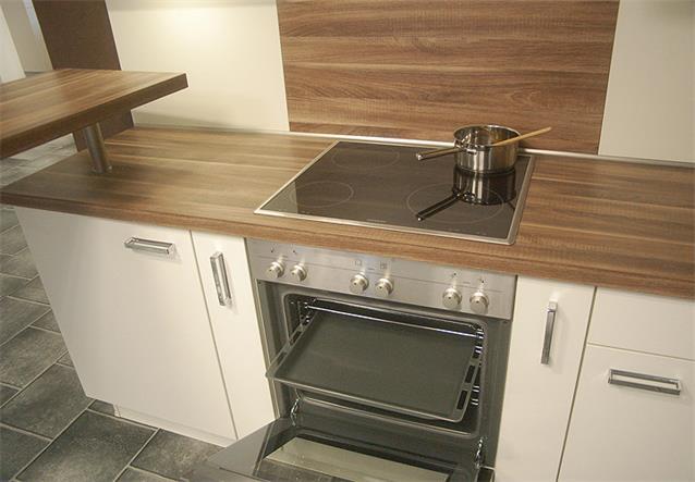 Einbauküche Nobilia Ausstellungsküche Lküche Küche Inkl