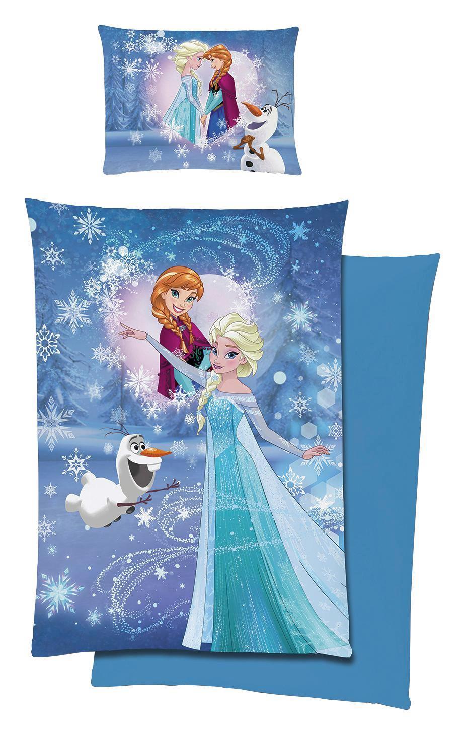 Anna Und Elsa Bettwäsche Bettwäsche Anna Und Elsa