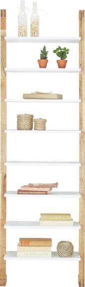 Regal in Weiß/Walnuss online kaufen mömax