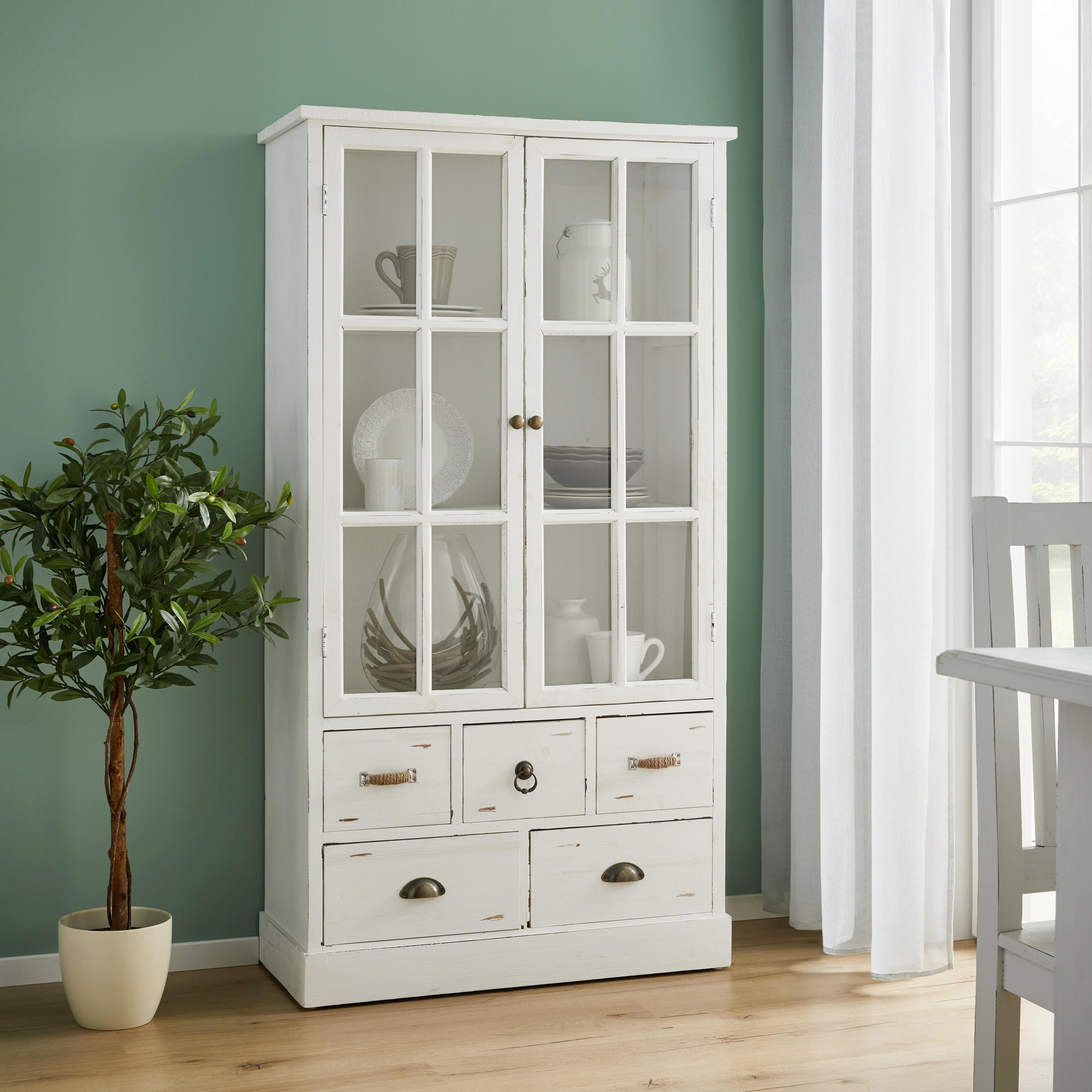 Beliebt Vintage Möbel Mömax | Kaminumrandung In Vintage Weiß Von Mömax Ansehen NN21