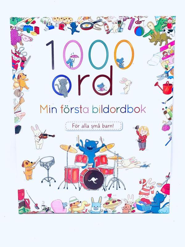 1000 ord - min första ordbildbok