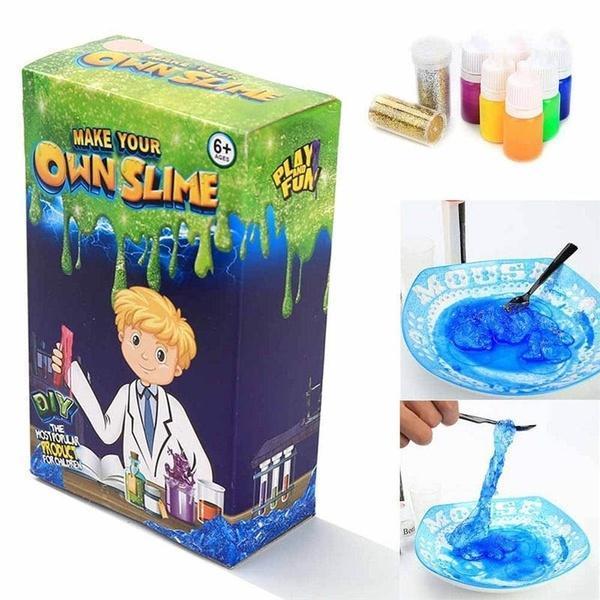 Make your own slime - DIY