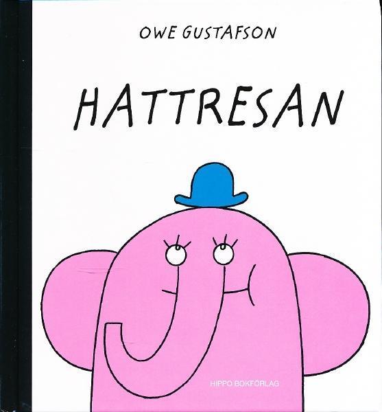 """Bok """"Hattresan"""""""