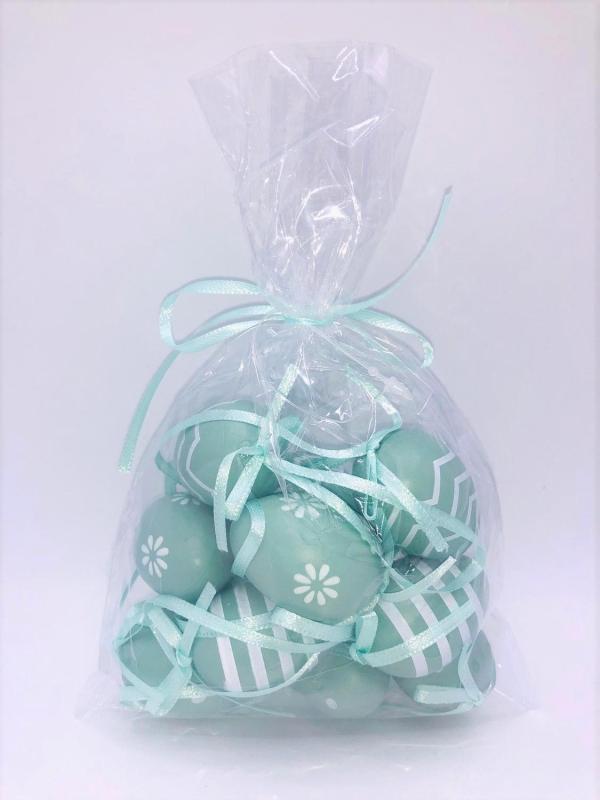 Presentpåse påsk - Påskägg/ pynt till påskris