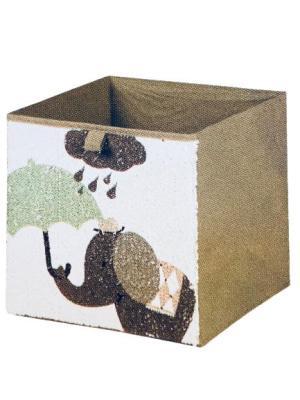 "FORM LIVING - Förvaring Paljetter ""Elefant"""