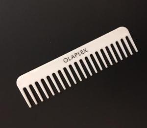 Olaplex detangling comb, utredningskam