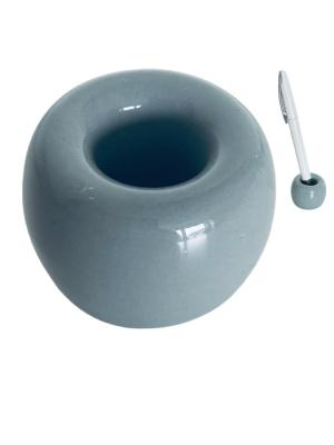 Design keramikhållare till penna eller tandborste