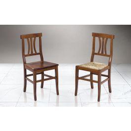Ti piacciono le sedie angy per la. Sedie Classiche Effetto Noce Silvia Mondo Convenienza
