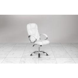 Sedie per scrivania mondo convenienza chicago. Sedia Da Ufficio Bianca Executive Mondo Convenienza
