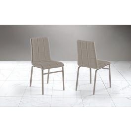 Moderne, classiche, colorate e di design per arredare e risparmiare. Sedie Moderne In Metallo Bianche Quadra Mondo Convenienza