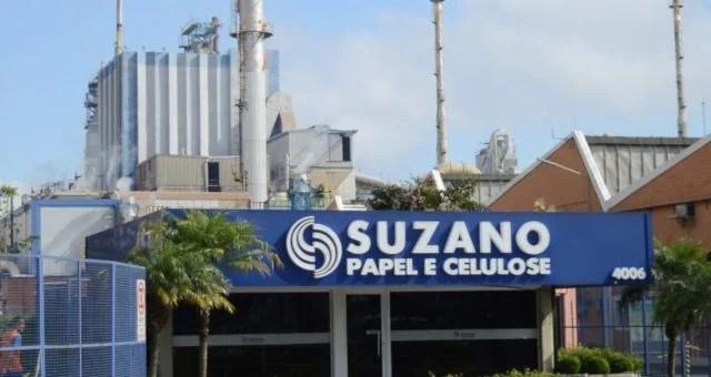 Suzano SUZB3