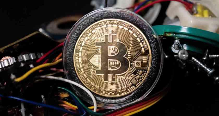 crypto bitcoin mining
