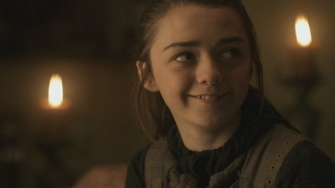 Arya - Games of Throne