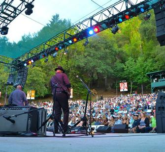 2015 Summer Concert Series at Montalvo Arts Center