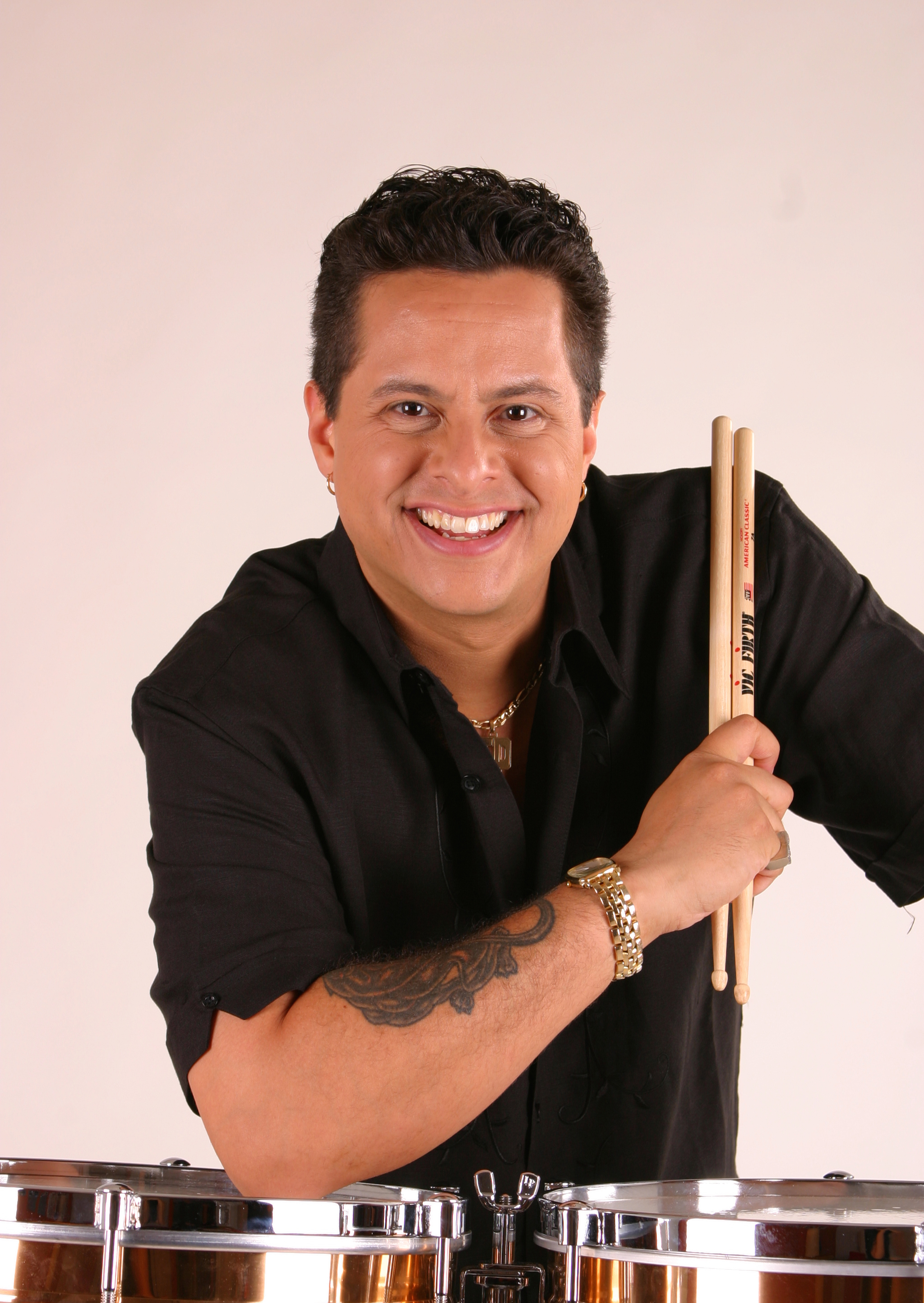Montalvo Arts Center  Tito Puente Jr Orchestra