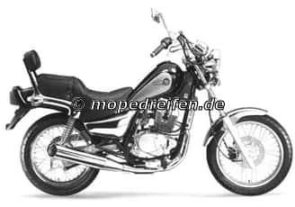Motorradreifen für HYOSUNG Motorräder