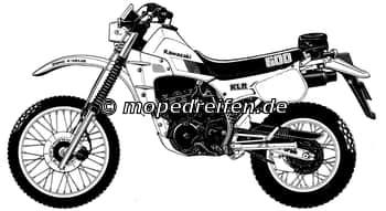 Motorradreifen für KAWASAKI Motorräder