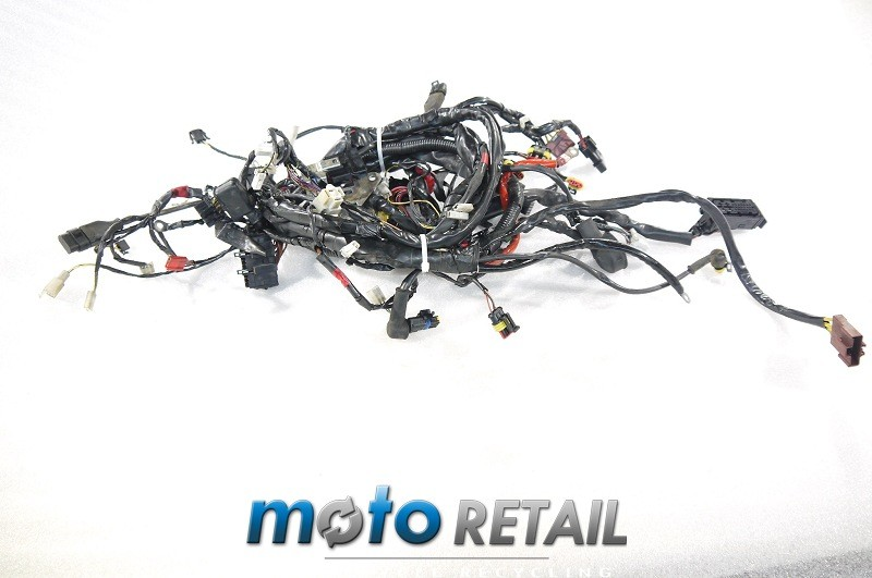 05 Piaggio Vespa GTS 250 ie Wiring harness cables loom
