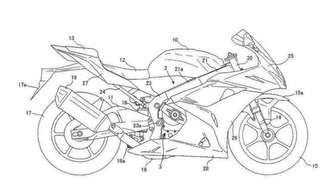 Suzuki GSX-R1000 2020: nuove indiscrezioni