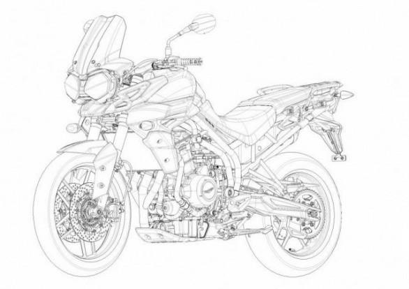 Svelati i nomi delle Triumph 2011: Tiger 800 e Tiger 800 XC