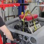 Alfa Romeo Gtv Con Motore Ferrari 360 Il Video Del Trapianto Motorbox