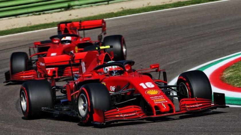 Imola 2020 post-gara Pirelli