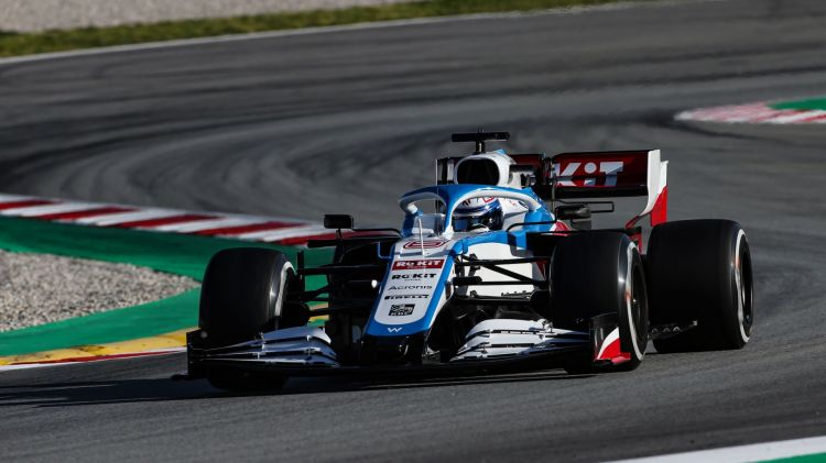 Nicholas Latifi #6, biografia piloti F1 2020 - MotorBox