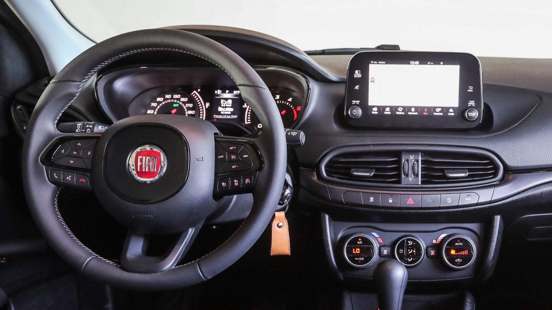 Fiat Tipo 5 porte SDesign 16 diesel DCT prova opinioni