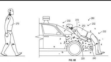 Curiosità: Google: un brevetto per un cofano che salva i