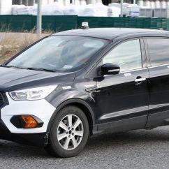 All New Vellfire 2020 Grand Avanza Veloz Interior Nuova Ford Kuga Le Novità Della Terza Serie Motorbox
