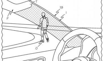 Angoli ciechi: Toyota brevetta i montanti trasparenti