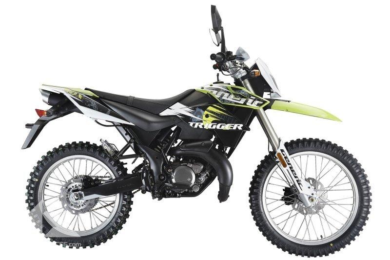Présentation du Motos 50 Generic / KSR Trigger 50 X