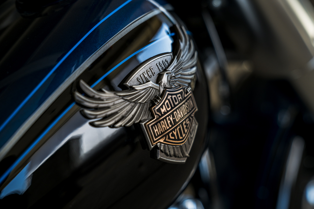 Harley Davidson 2018 éditions 115th Anniversary
