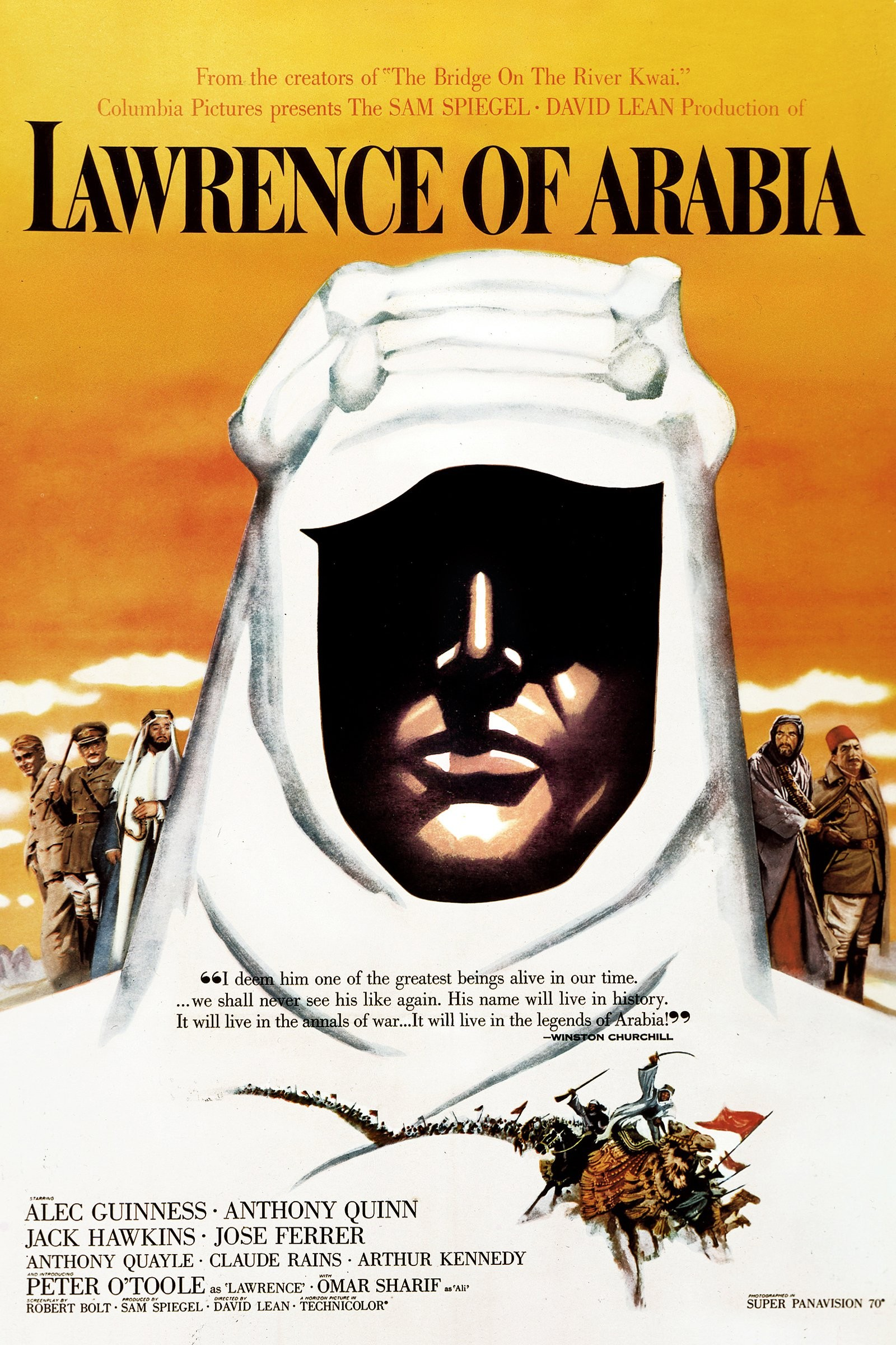 In the movie, the butler simcox who's serving at the. Watch Lawrence of Arabia (1962) Free Online