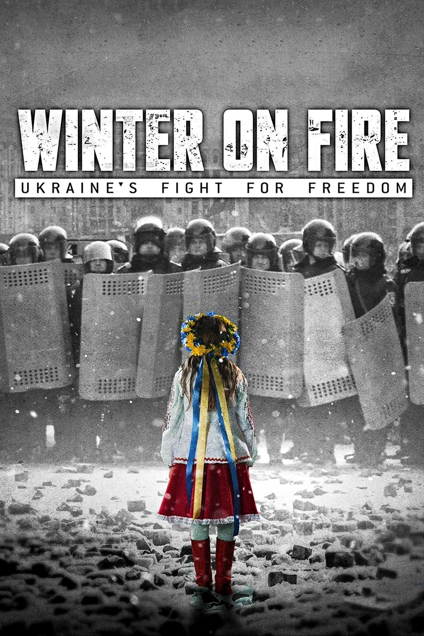 Watch Winter on Fire: Ukraine's Fight for Freedom (2015) Free Online
