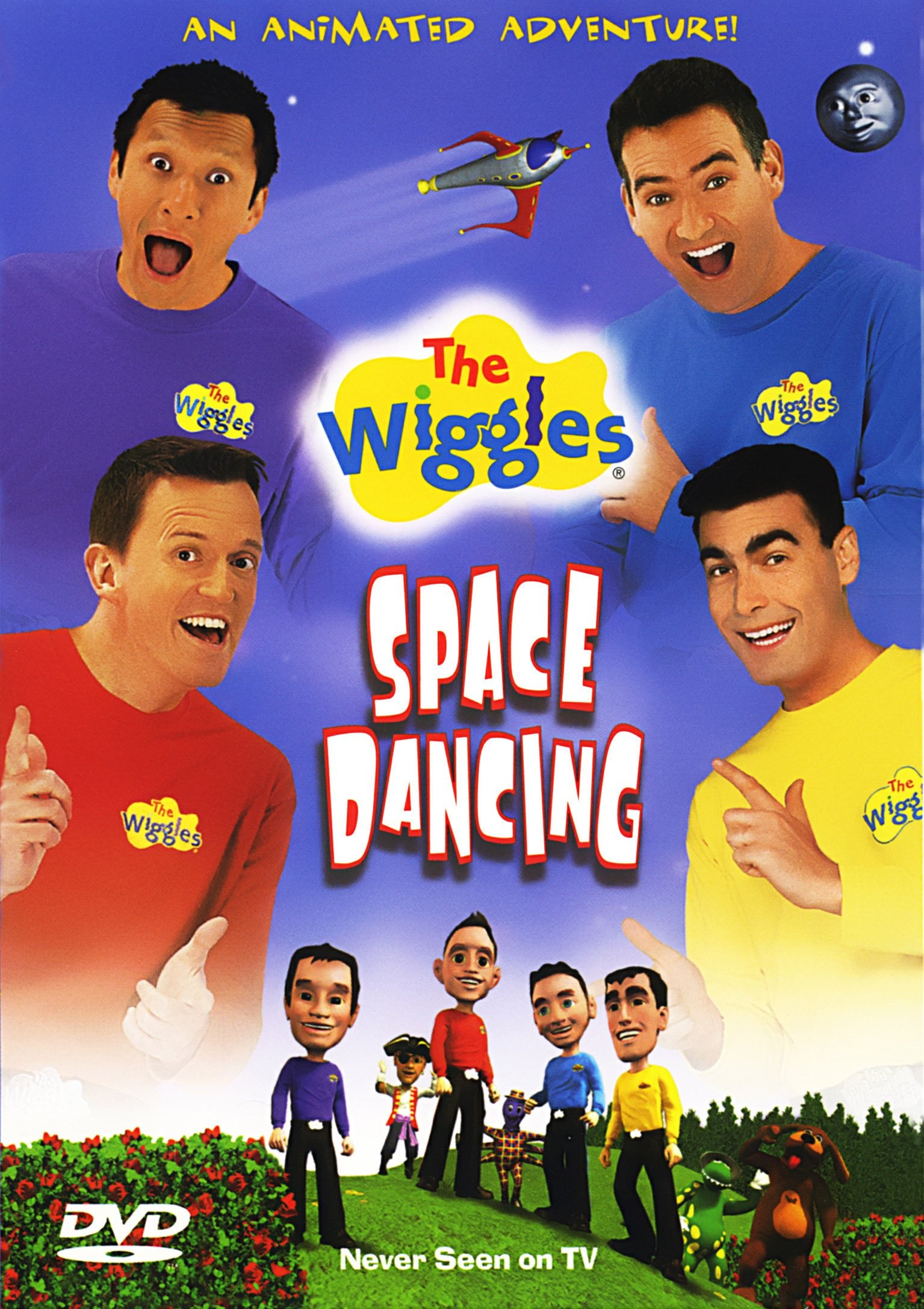Watch The Wiggles: Space Dancing (2003) Free Online