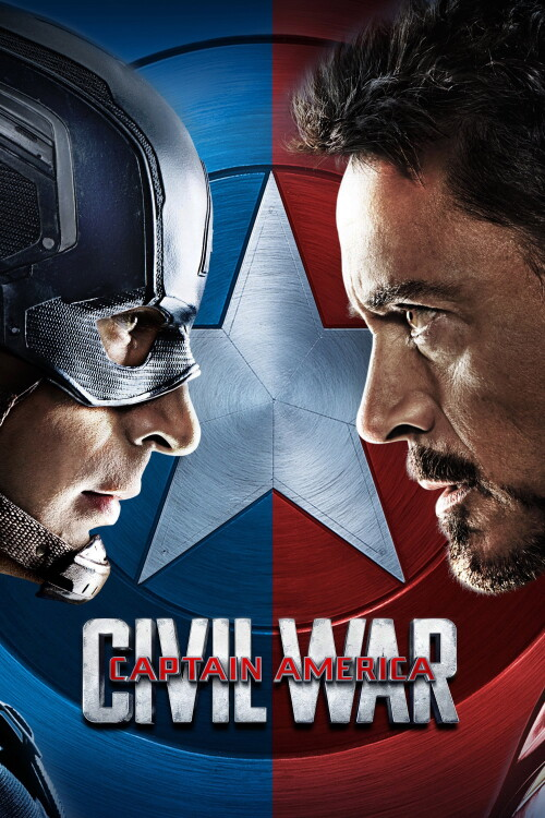 Captain America: Civil War (2016) 免費在線觀看 - 完整的電影 - 高清 - 中文