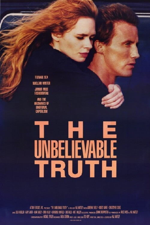 The Unbelievable Truth 1989  Vidimovie