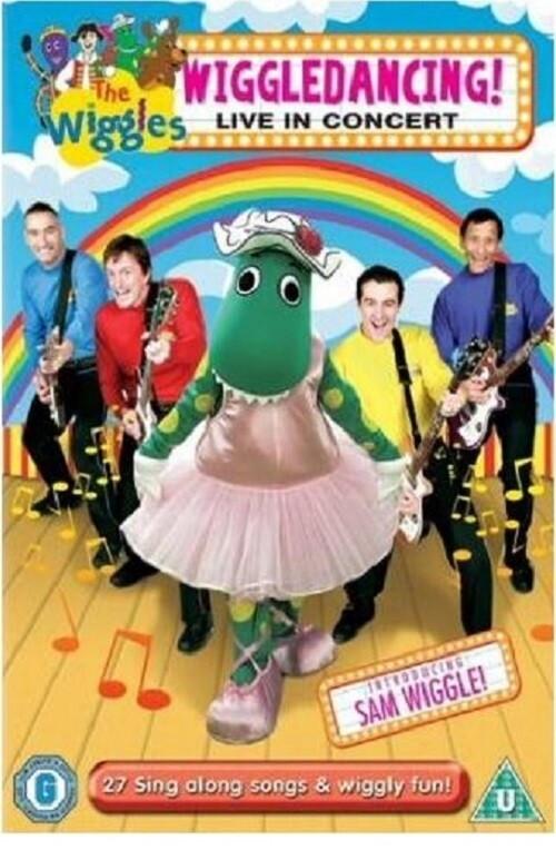 The Wiggles: WiggleDancing Live (2006) | Vidimovie