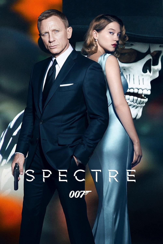 Watch Spectre (2015) Free Online