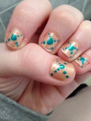 western country nail art clarissa