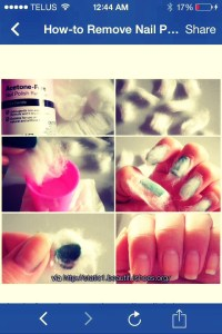 Easy Way To Remove Nail Polish! - Musely
