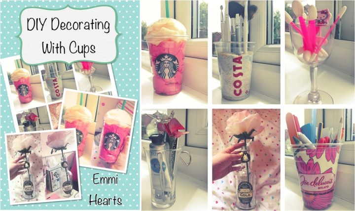 Easy things to make to decorate your room for Things to make to decorate your room